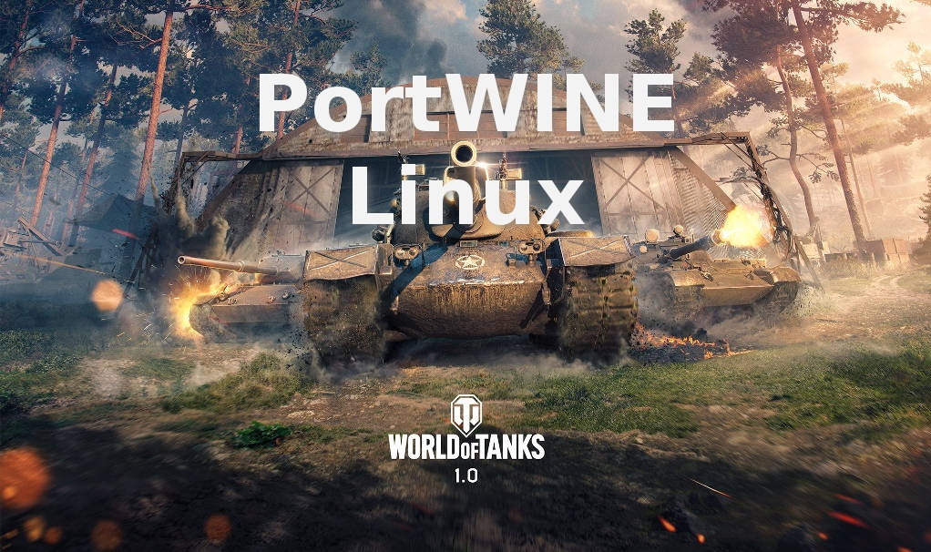 World Of Tanks Linux